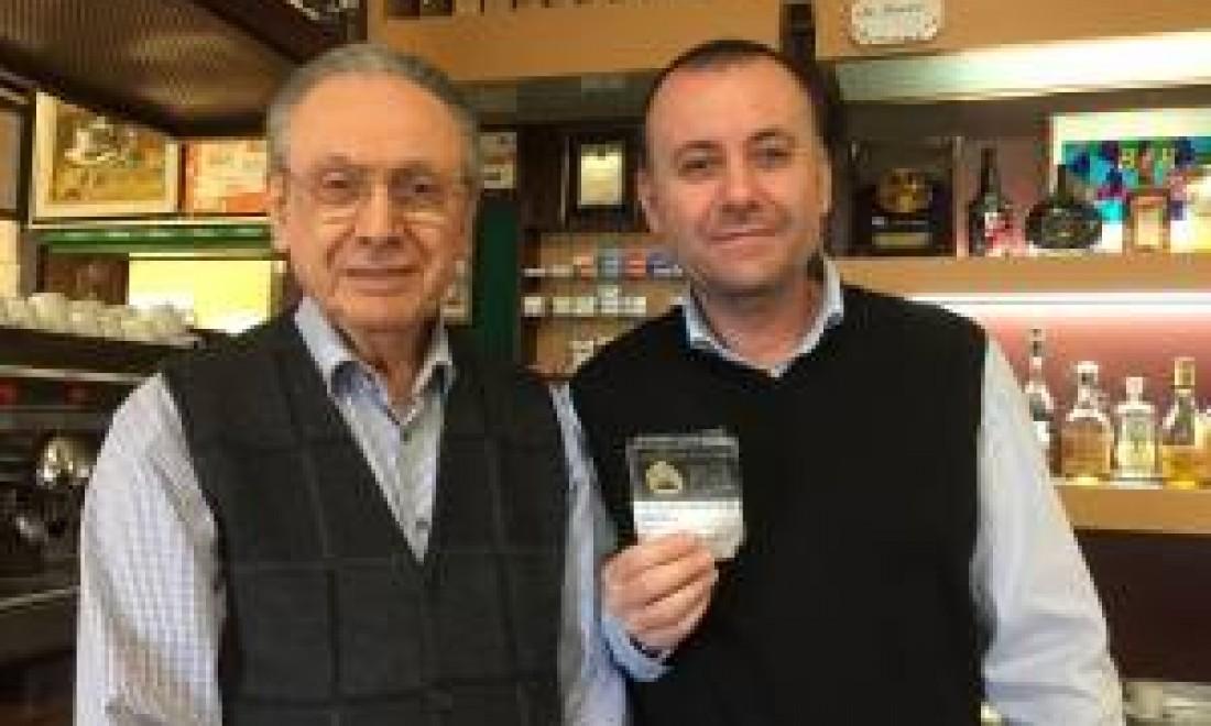Secondi classificati su Modena concorso Re del Tortellino!